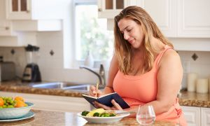 Food-Proof Way to Lose Weight: Keep a Food Diary