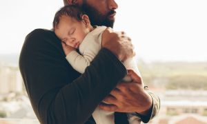 Yes, Men Get Postpartum Depression, Too
