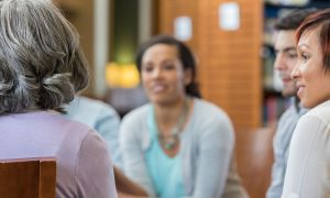 Support Groups for Metastatic Breast Cancer