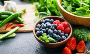 Harnessing Produce Power to Fight Oxidative Stress