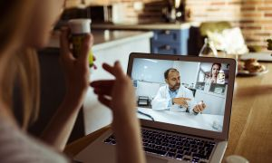 How to Have a Productive Telehealth Appointment for Psoriasis