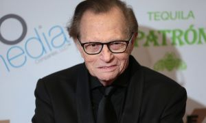 Talk Show Host Larry King Dies at 87