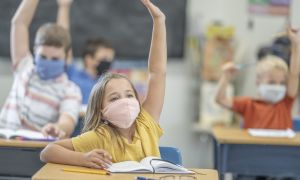 CDC Relaxes Physical Distancing Rules in Schools