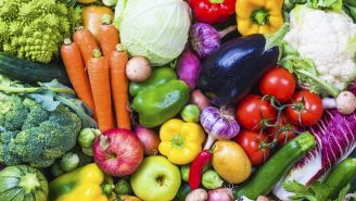 6 Easy Ways to Double Up on Fruit and Veggies