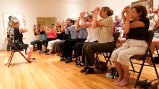 Chair Yoga: Maintaining Your Comfort Zone