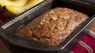 Banana Raspberry Bread Recipe