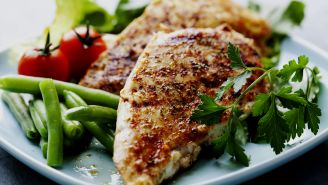 Basil and Chive Chicken Breast Recipe