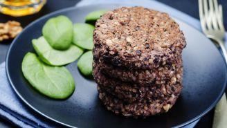 Meatless Burger Recipe