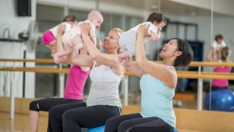 The Importance of Post-Partum Weight Loss