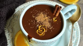 Increase Brain Blood Flow with This Chocolaty Treat