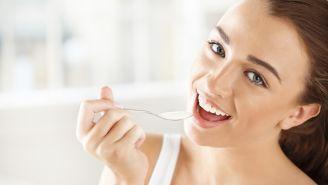 Yogurt for a Beautiful Smile