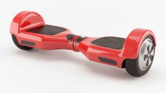 Consumer Alert: Hoverboards Send Dozens to the ER