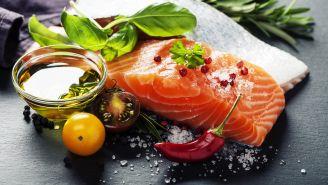 Eat Salmon Steak for Your Heart