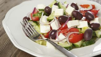 Prevent Stomach Cancer with Greek Foods