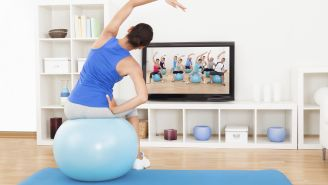 Get the Most from Exercise DVDs—Without the Hazards