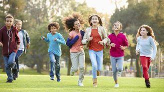 Get Kids Moving for Bone Health