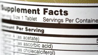 Beware of Phony Supplements