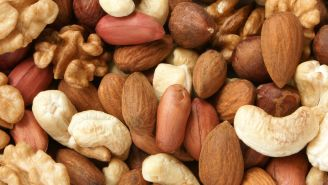 Nuts to Go Nuts For