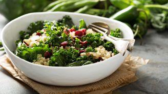 You Won't Believe It's Kale Salad
