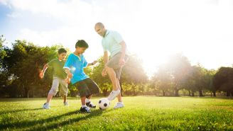 """The """"Rule of Three"""" Can Keep Kids Healthier"""