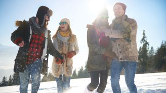 Get the Most Out of Winter Walking