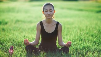 Meditate Your Way to Becoming a Better Athlete