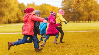 Keep Your Kids Active When They Return to School