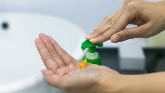 Are Antimicrobials Making Your Soap Less Safe?