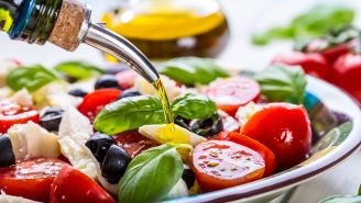 The Mediterranean Diet Can Help You Stay Strong as You Age