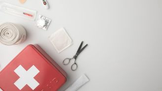 8 First Aid Kit Essentials That Aren't Bandages