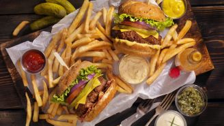 The Rise of the Veggie Burger