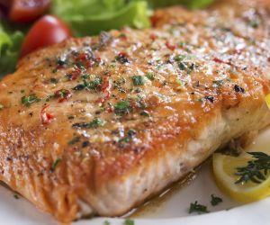 Anti-Inflammatory Recipe: Slow-Baked Dill Salmon