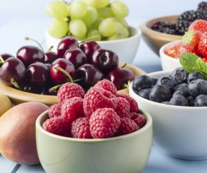 Anti-Inflammatory Diet Tip: Berries