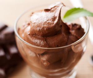 Anti-Inflammatory Recipe: Avocado Chocolate Mousse