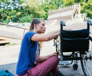 Caregiving for A Young Adult with SMA