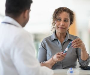 Physician Consultation For Type 2 Diabetes