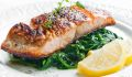 Salmon with Spinach Recipe