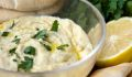Hummus with Parsley Recipe