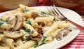 Mushroom Rigatoni Recipe