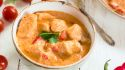 Low-Fat Chicken Paprikash Recipe