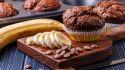 Banana-Chocolate Muffins With Pumpkin Seeds