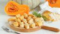 Gnocchi with Walnut and Sage Sauce