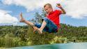 Help Kids Spring into Summer: Trampoline Safety