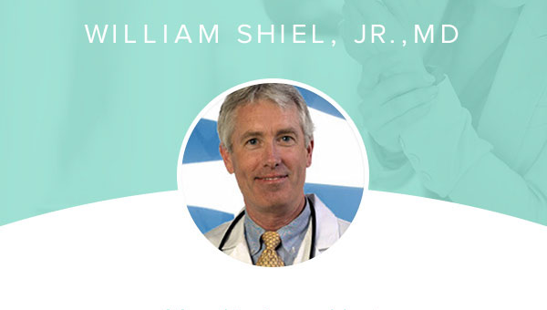 William C. Shiel, Jr., MD