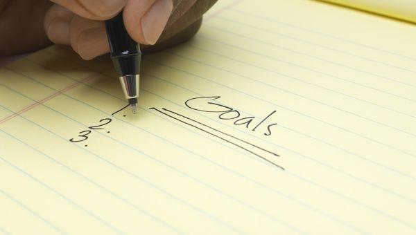 Set Realistic Goals