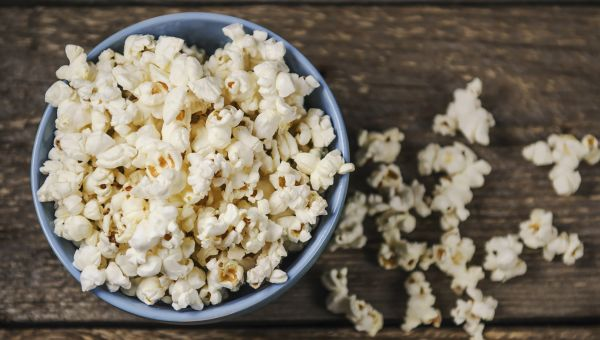 Indulge in Popcorn