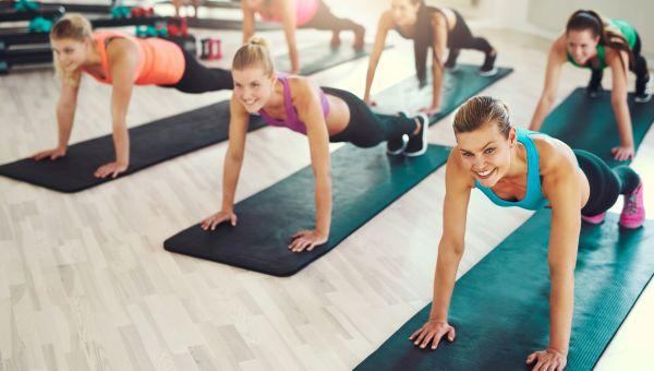 Boutique Exercise Classes