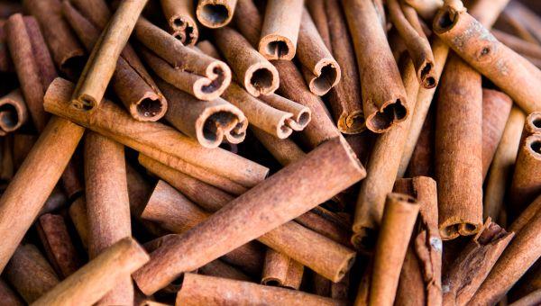 Sprinkle on Cinnamon