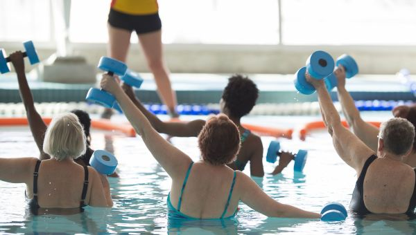 Water-based exercises
