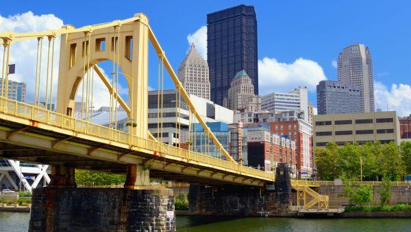3. Pittsburgh, PA